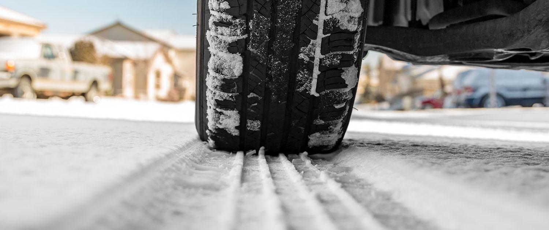 Geros žieminės automobilio padangos - saugumo garantas