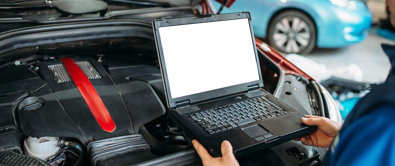 Visų tipų transporto priemonių kompiuterinė diagnostika