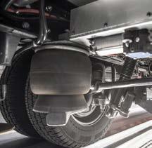 """""""VB-ActiveAir"""" pneumatinė pakaba su aktyviais amortizatoriais"""